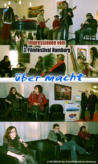 3. Hamburger Filmfestival ueber Macht