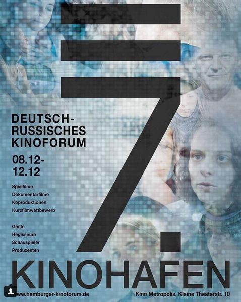 7. deutsch-russisches Kinoforum Kinohafen Hamburg im Metropolis Kino