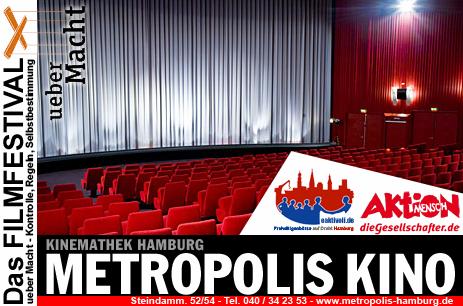 KINEMATHEK Hamburg e.V. Metropolis Hamburg